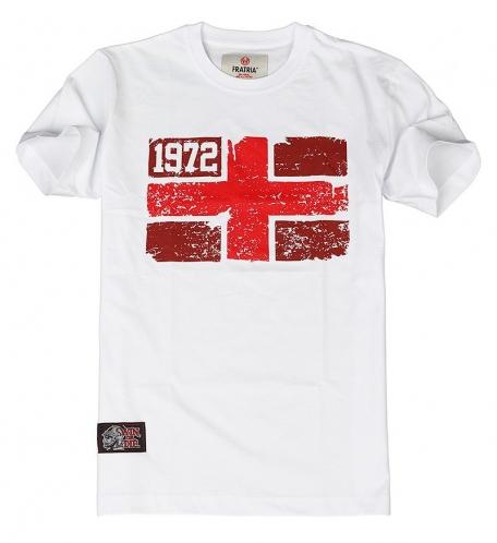 "Футболка ""1972 крест""-Белый-XL"