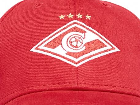 Бейсболка Спартак