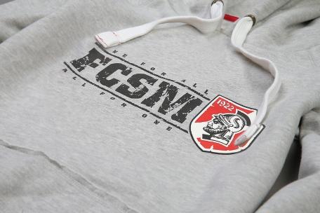 "Толстовка ""FCSM"" -Серый-122"