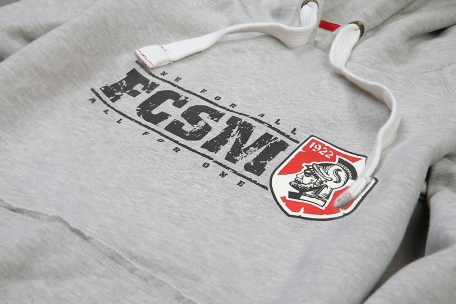 "Толстовка ""FCSM"" -Серый-XL"