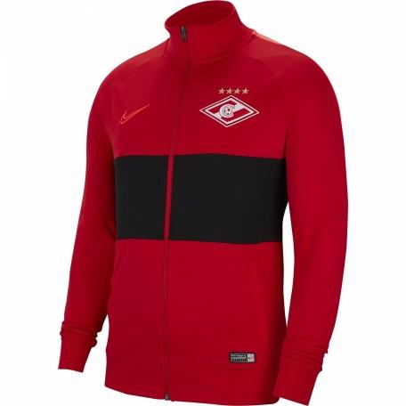 Куртка спортивная Nike Spartak Moscow Academy-Красно-черный-S