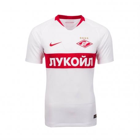 Форма игровая Nike сезон 2018 белая-Белый-S