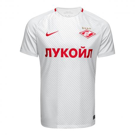 Форма игровая Nike сезон 2017 красная
