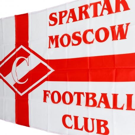 Флаг Spartak Moscow