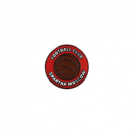 Значок Football Club Spartak Moscow