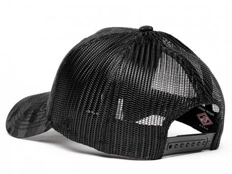 Бейсболка Спартак черная