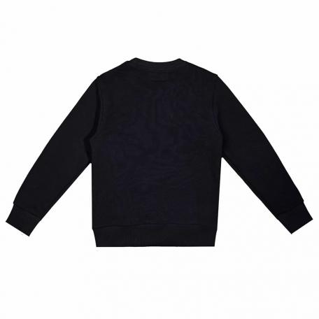 Свитшот FCSM patch детский-Черный-92 см