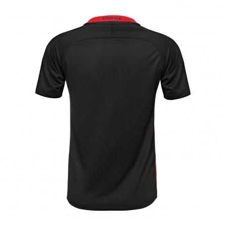 Игровая детская футболка Nike Спартак Москва 16/17-Черный-XS