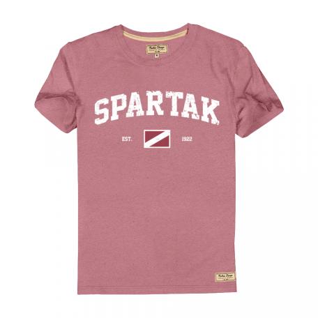 Футболка Spartak Flag-Красный-S