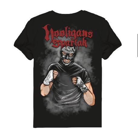 Футболка Hooligans-Черный-XXL