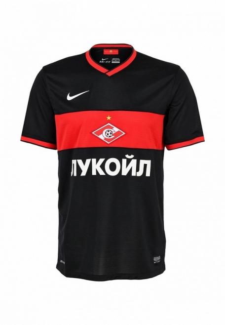 Реплика  Nike сезона 2013/2014 черная-Черный-L