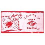"Полотенце банное Спартак ""GOALKEEPER"" 140*70"