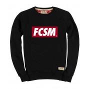 Свитшот FCSM черный