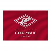 Флаг ФК Спартак Москва
