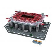 3D пазл стадиона San Siro Fc Milan + Inter