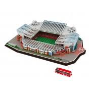 ЗD пазл стадиона Old Trafford Манчестер Юнайтед