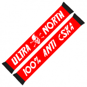 Шарф Anti CSKA