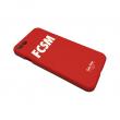 Чехол для Iphone 5/5S FCSM красный