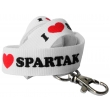 Шнурок на шею I love Spartak