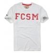 Футболка FCSM-Белый-XL