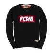 Свитшот FCSM черный-Черный-S