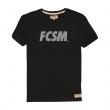 Футболка FCSM Reflective-Черный-S
