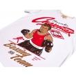 Футболка Boxing team белая-Белый-XS
