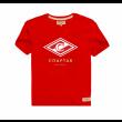 Футболка детская ромб красная-Красный-92 см