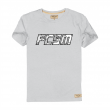 Футболка FCSM prizm-Серый-XS
