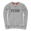 Толстовка FCSM reflective-Серый-S