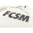 Толстовка FCSM серая-Серый-XS