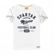 Футболка Spartak Moscow белая
