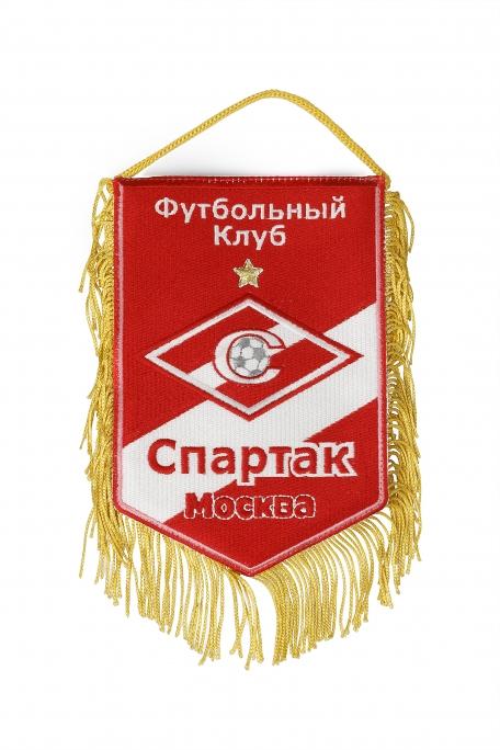 Вымпел тканный ФК Спартак Москва