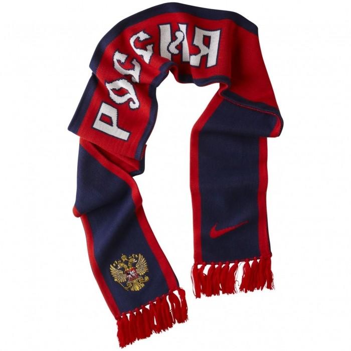 690de0f846ec Шарф Nike Russia red купить за 800 рублей