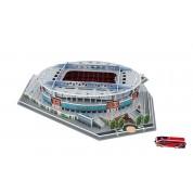 ЗD пазл стадиона Emirates  Арсенал Лондон
