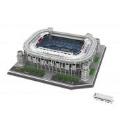 3D пазл стадиона Santiago Bernabeu Real Madrid